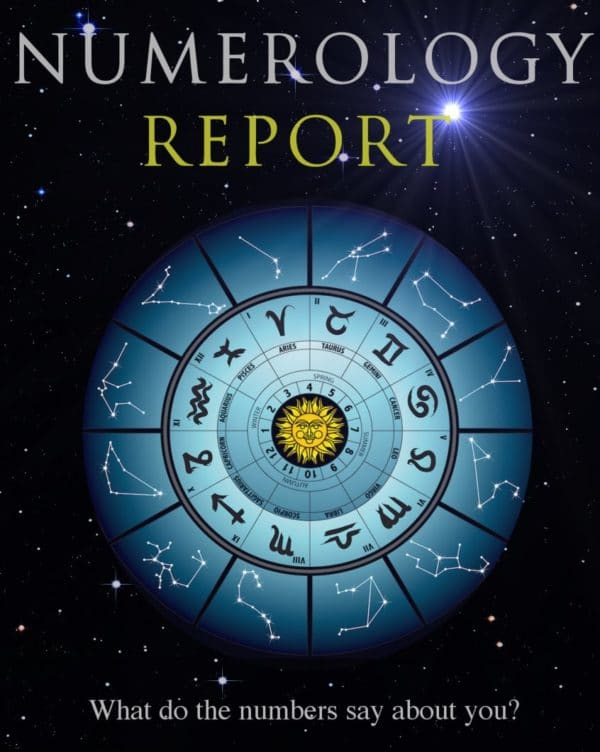 Numerology Chart & Numerology Report